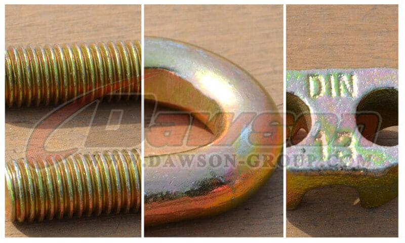 Products Details of DIN 1142 Wire Rope Clips - Dawson Group Ltd. - China Manufacturer, Supplier, Factory, Exporter