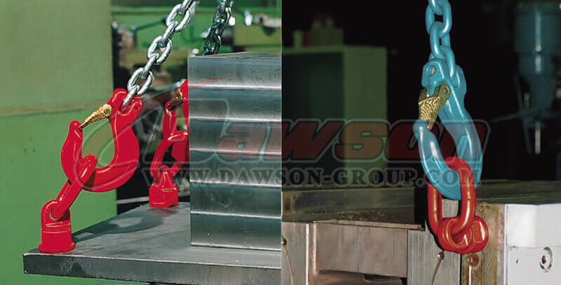 Application of lots of universal roating lifting poinr