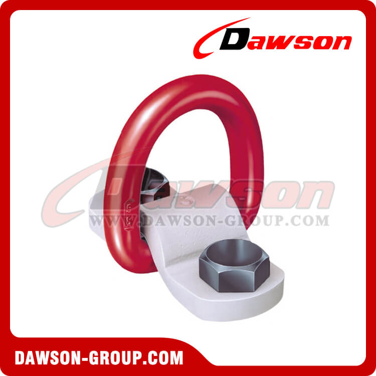 G80 Heavy Duty Bolt On D Ring Lifting Points