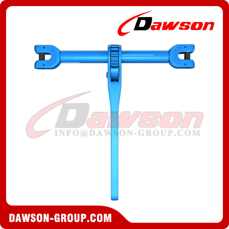 G100 Forged Steel Clevis Type Ratchet Load Binder for Lashing - Dawson Group Ltd. - China Manufacturer, Supplier