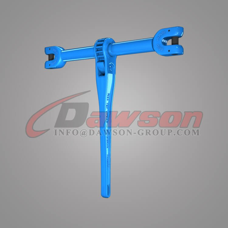 Grade 100 Forged Steel Clevis Type Ratchet Load Binder for Lashing - Dawson Group Ltd. - China Supplier