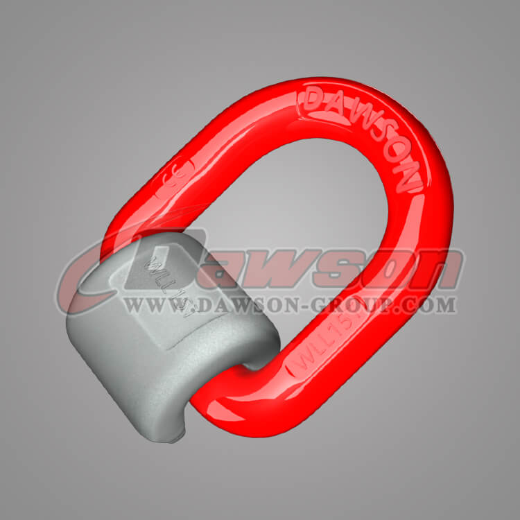 G80 Weld-On Lifting D Rings, Grade 80 Lifting Points - Dawson Group Ltd. - China Exporter