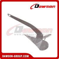 Hot Dipped Galvanized Casted Delta Anchor / H.D.G. Delta Anchor for Marine