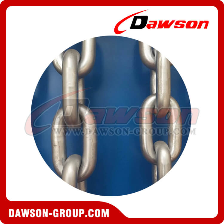High Strength Mining Round Link Chain - Dawson Group Ltd. - China Supplier