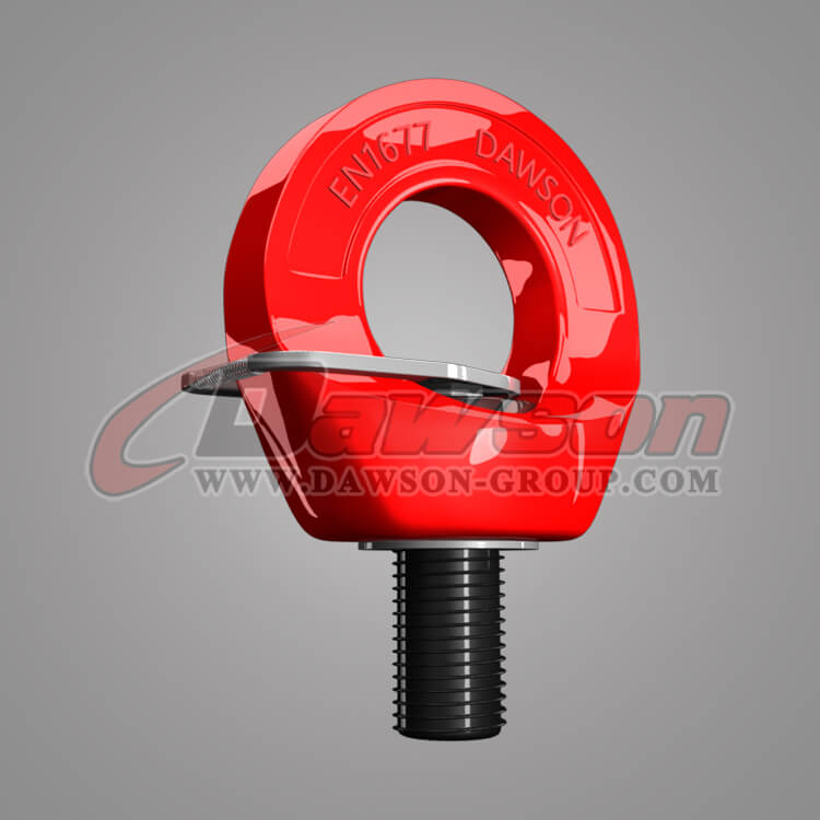 Grade 80 Eye Type Rotating Ring, G80 Lifting Point - China Manufacturer, Supplier