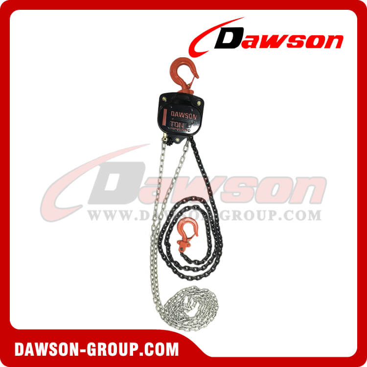 DSVC-A Heavy Duty Chain Hoist, Manual Chain Block In Stock - China Supplier, Exporter