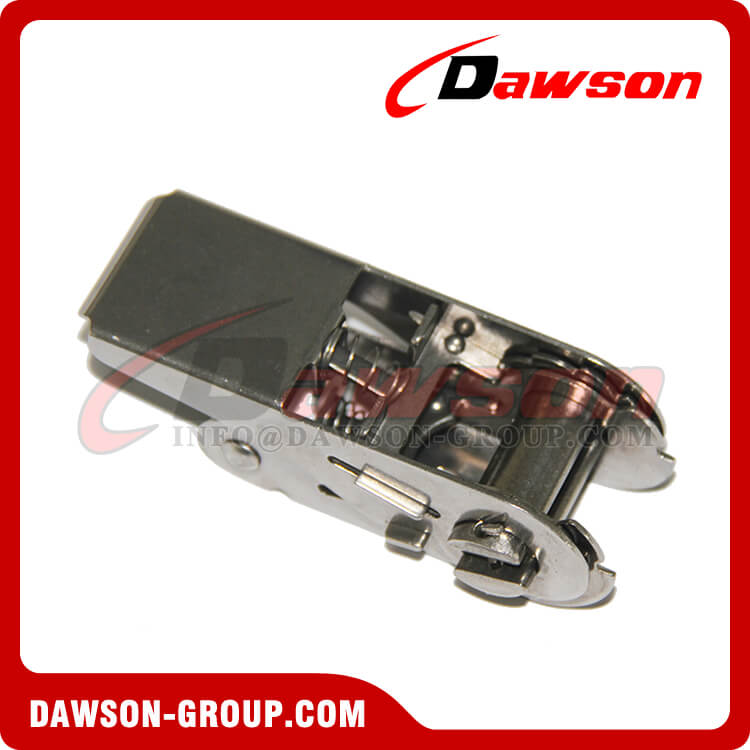 25MM Stainless Steel Ratchet Buckle, Ratcheting Buckles - China Supplier