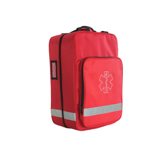 Water-proof Dusk-proof Quake-proof Color Customized First Aid Backpack