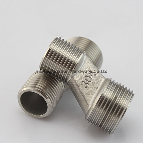 custom stainless steel tap fittings