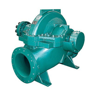 Single stage double suction centrifugal pump