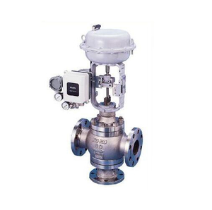 521F 3-Way Diverting Globe Valves and 531F 3-Way Mixing Globe Valves