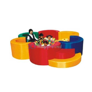 Colourful Small Soft Play Ball Pools for Toddlers