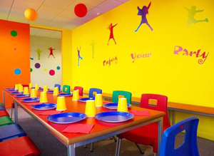 Party Room or Area for kids playground