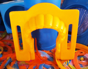 Plastic Door for indoor playground