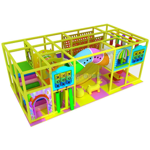Toddler Indoor Playground Equipment for Home