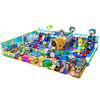 Ocean Theme Adventure Indoor Playground Children Amusement Park
