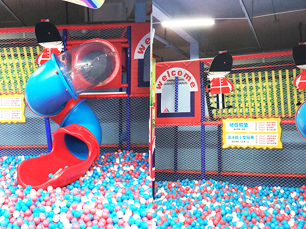 England theme soft indoor playground equipment