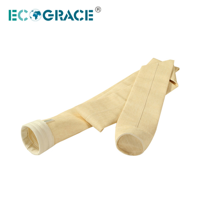 Asphalt Plant Bag Filter Nomex Aramid Felt Dust Filter Bags
