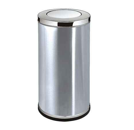 Product model :YH-49A Stainlesss steel Waste Can