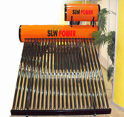 Non Pressure Solar Water Heater (SP-58/1900-18)
