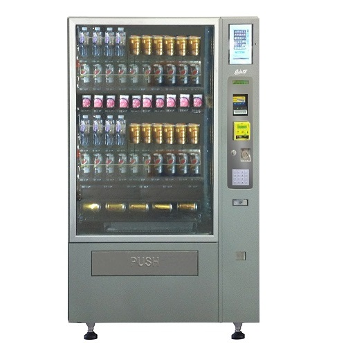 VCM4-5000 Combo Vending Machine