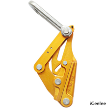 LGJ 150-240 Aluminum Alloy Wire Clamp SLK-3 Is Using High-strength Aluminum Alloy Forging, Light Weight