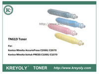 TN619 TONER FOR Bizhub Press C1060/C1070
