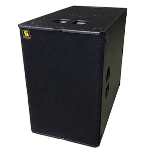 B30 Lightweight Dual 15 pulgadas Power Audio Subwoofer Speaker Box