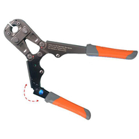 AGS-1620A Mini PAP&PEX Pipe Compression Tools for Narrow Space Pressing Operation