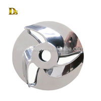 Investment Casting Stainless Steel Closed Impeller Open Impeller for Pump Industry