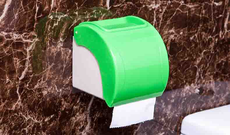 Home Small Toilet Paper Holder with plastic KW-891