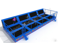 MICH Indoor Trampoline Park Design for Amusement 3070B