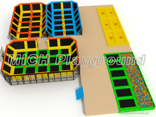 MICH Indoor Trampoline Park Design for Amusement 3512B