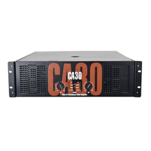 CA30 Class H High Power Public Address Power Amplifier