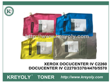 XEROX DC C2260/2270/3370/4470/5570 COLOR TONER POWDER REFILL