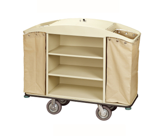 Service Trolley with Steel for Hotel (FW-56D)
