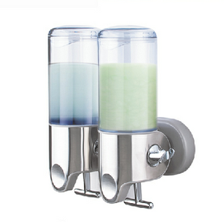 Pull Type Two Head Liquid Soap Dispenser (SD-202A)