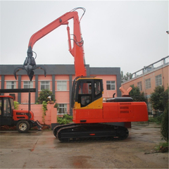 Double Power Fixed Scrap Handler FMDG260 Excavator