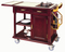 Flambe Trolley with One Stove for Restaurant (FW-78)