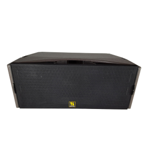 KUDO Tri Way Dual 12 inch Pro Audio Line Array Speaker Box