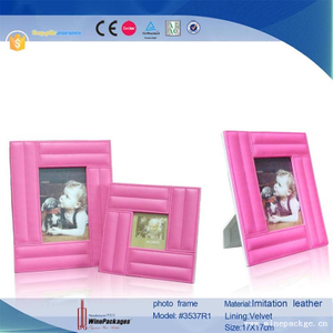 Popular Gift Fashion Trendy Pink Photo Fame New Models with Cute Baby Pictures