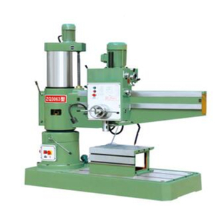 Factory Direct Sale ZQ3063x20 Manual Type Radial Drilling Machine