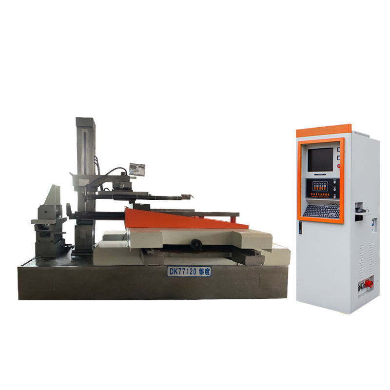 CNC EDM Wire Cutting Machine DK77120 with High Speed