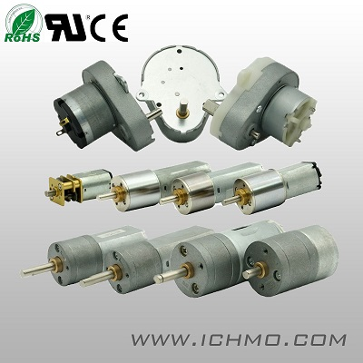 Product Number Code For DC Gear Motor