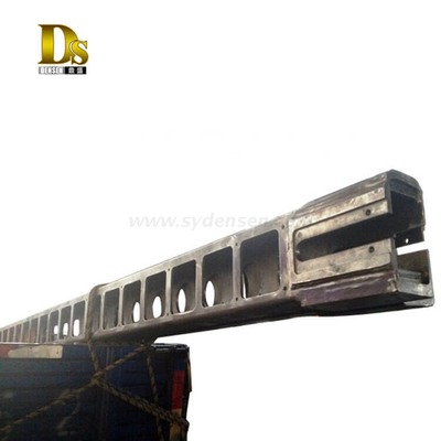 Customized Aluminum Welding Fabrication Metal Parts for Machinery