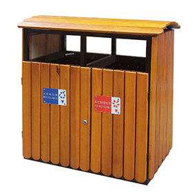 Outdoor waste can for theater HW-75