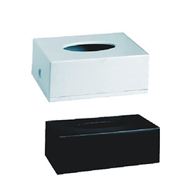 Hand Plastic Table Tissue Box used in hotel KW-A055