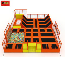 Новый дизайн Castle Inflatable Indoor Playground