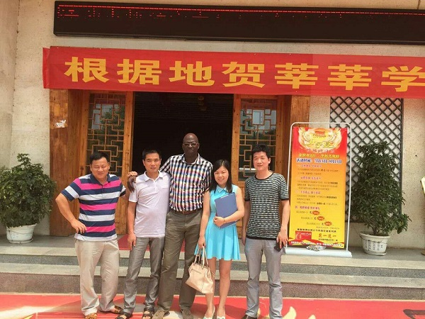 Senegal customer visited our company03.jpg