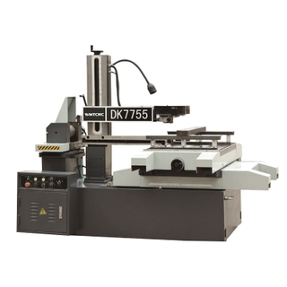 DK7755 High Quality CNC Wire Cutting Machine with CE